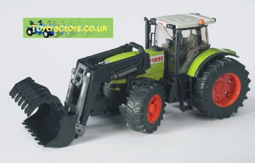 CLAAS ATLES 936RZ WITH LOADER